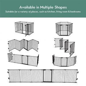 Costzon 150-Inch Wide Baby Gate