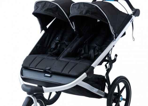 Best Luxury Double Stroller