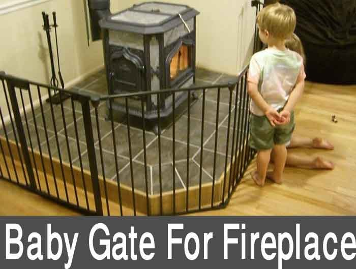 Baby Gate For Fireplace